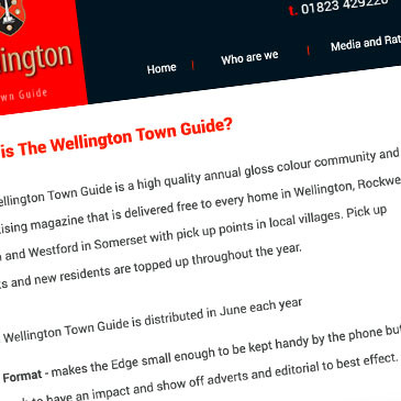 WELLINGTON TOWN GUIDE