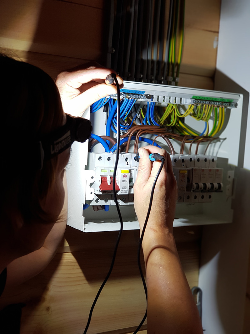 Electrician Wellington Somerset Sarah Holt Electrical House Wiring Qualifications See Our Portfolio