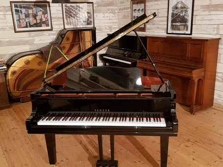 Yamaha GC1 baby grand £9,500