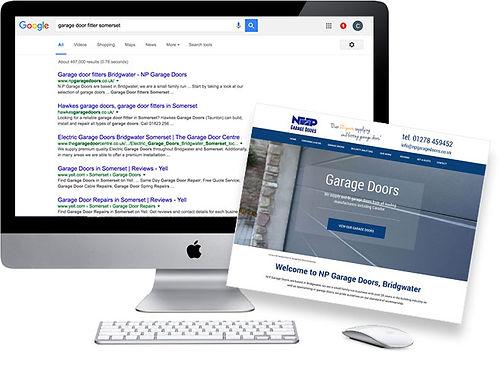 Web designer Wellington Somerset