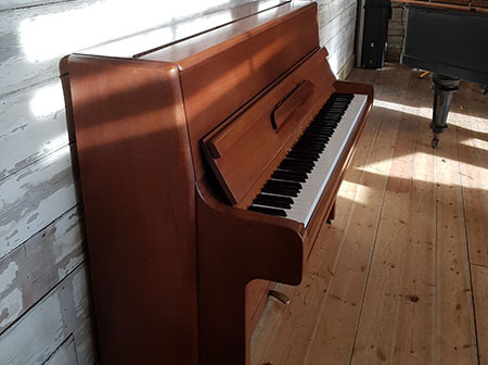 Welmar upright 1960s - £1,400