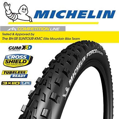 "Michelin Force XC - 29""x2.1"""