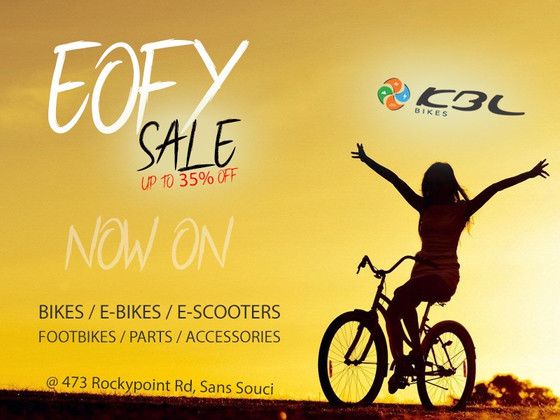 EOFY Sale is here!