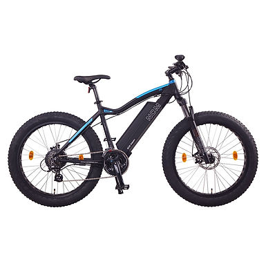 NCM Aspen Fat Electric Bike, E-Bike ,48V 13Ah 250W, E-MTB 624Wh Battery