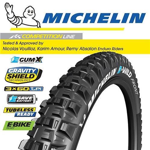 """Michelin E-Wild Front - 29""""x2.6"""""""