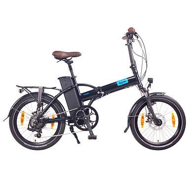NCM London Folding E-Bike, 250W, 36V 15Ah 540Wh Battery