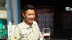 個人配送 Sさん(32歳)前職:テレビ局番組制作AD