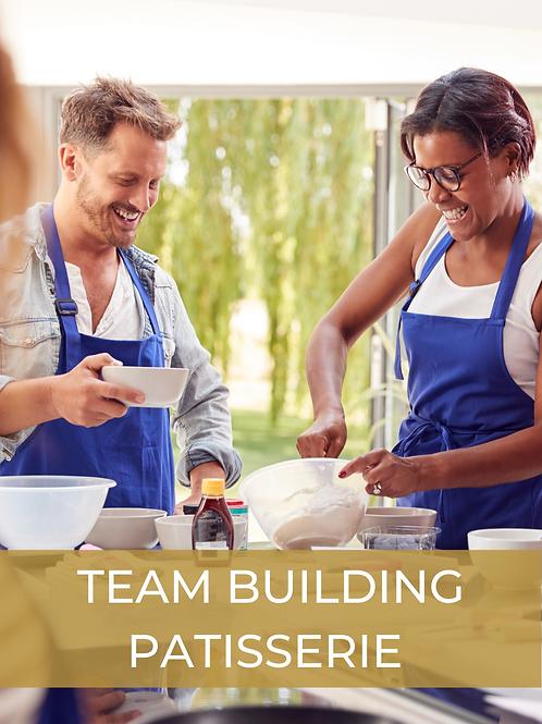 Team Building Pâtisserie