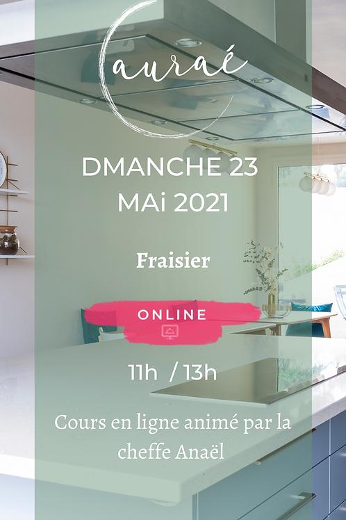 Fraisier - 23 mai