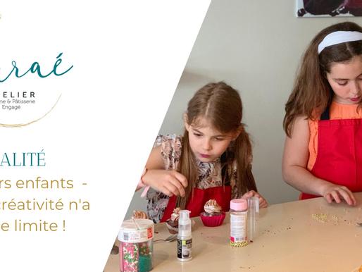 Les Ateliers culinaires pour les enfants