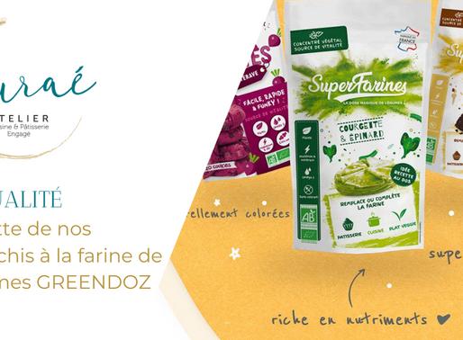 L'Atelier vous partage aujourd'hui sa recette de Gnocchis à la farine de légumes Greendoz !