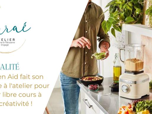 Kitchen Aid fait son entrée à Auraé !