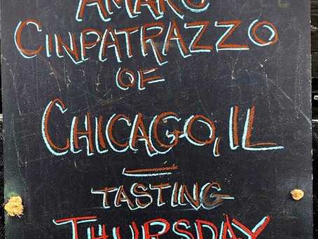 Amaro Tasting - November 14th, 5-7:00 pm at Independent Spirits