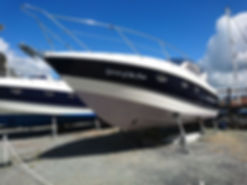 Boat Compound, Boat Wax, Valeting