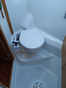 Jabsco Manual Toilet System