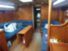 Cabin Refit, Upholstery, Renovating
