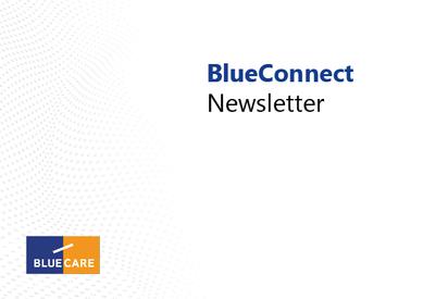 BlueConnect Newsletter