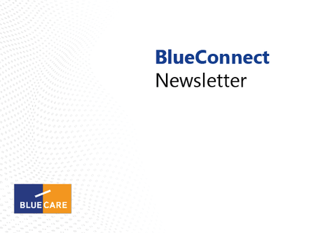 BlueConnect Newsletter
