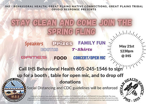 Stay clean and come join the spring slin