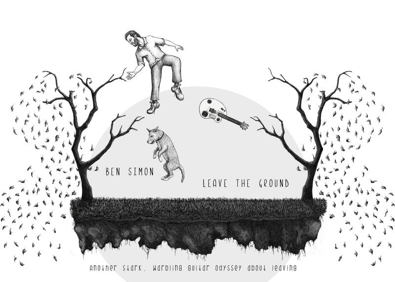 Ben Simon album cover