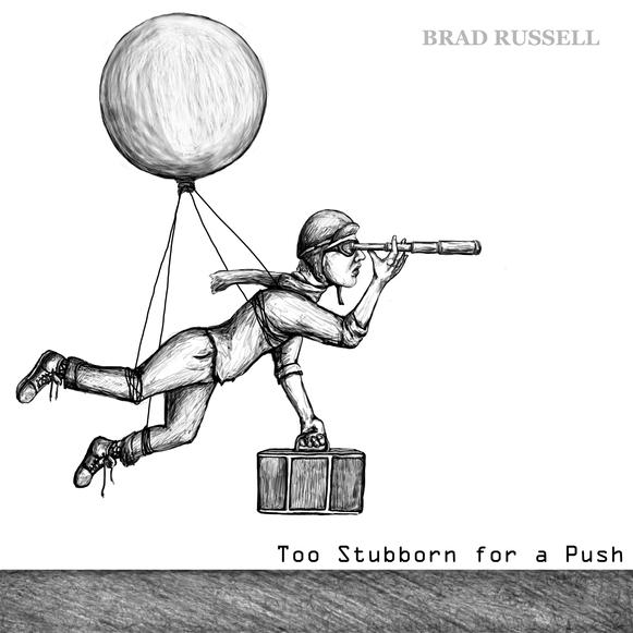 Brad Russell album cover