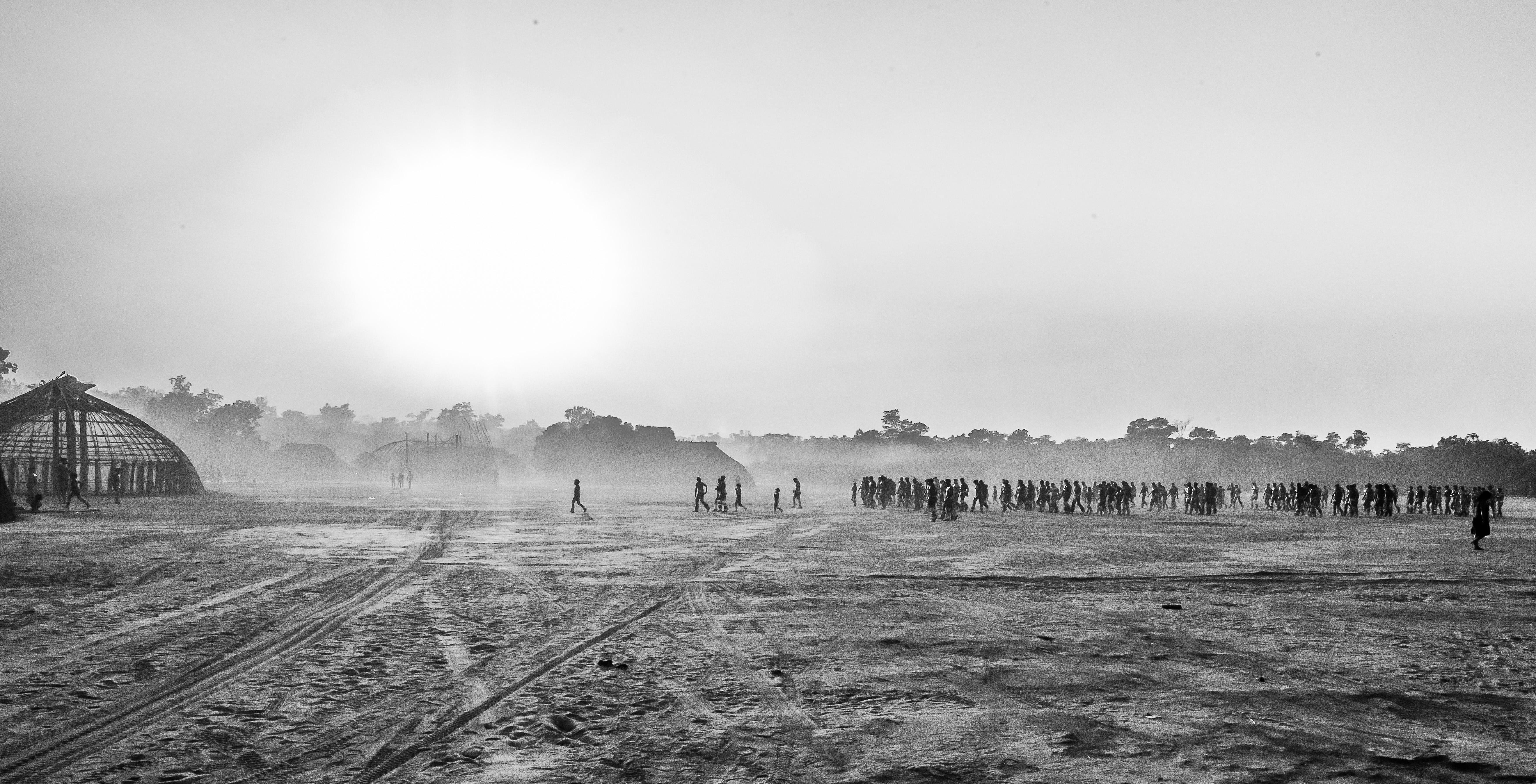 Aldeia Waurá Alto Xingu