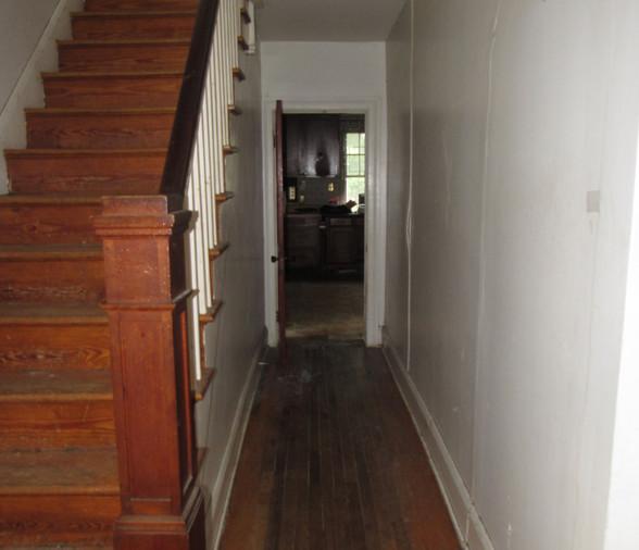 16 - Stairs Hallway Main Level.JPG