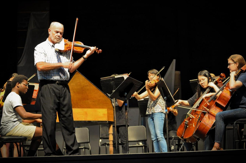 Parent Orchestra Concert 2018