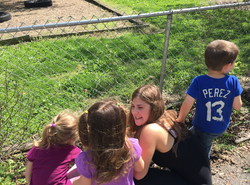 Planting with Pre-schoolers
