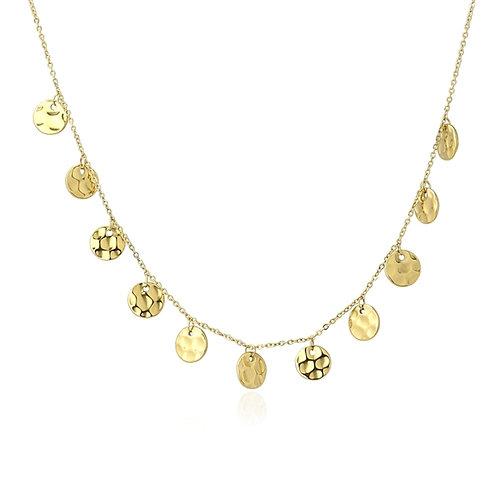 C2 Collar con charms
