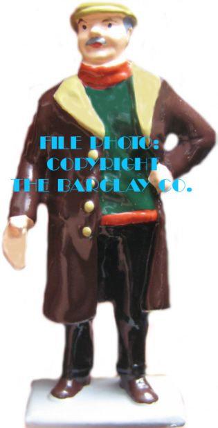 #1443 - Man In Heavy Coat