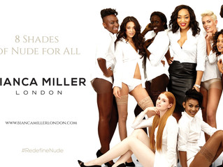 Bianca Miller- Redefining 'Nude'