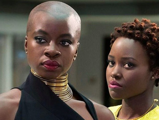 Black Panther honors Natural Hair