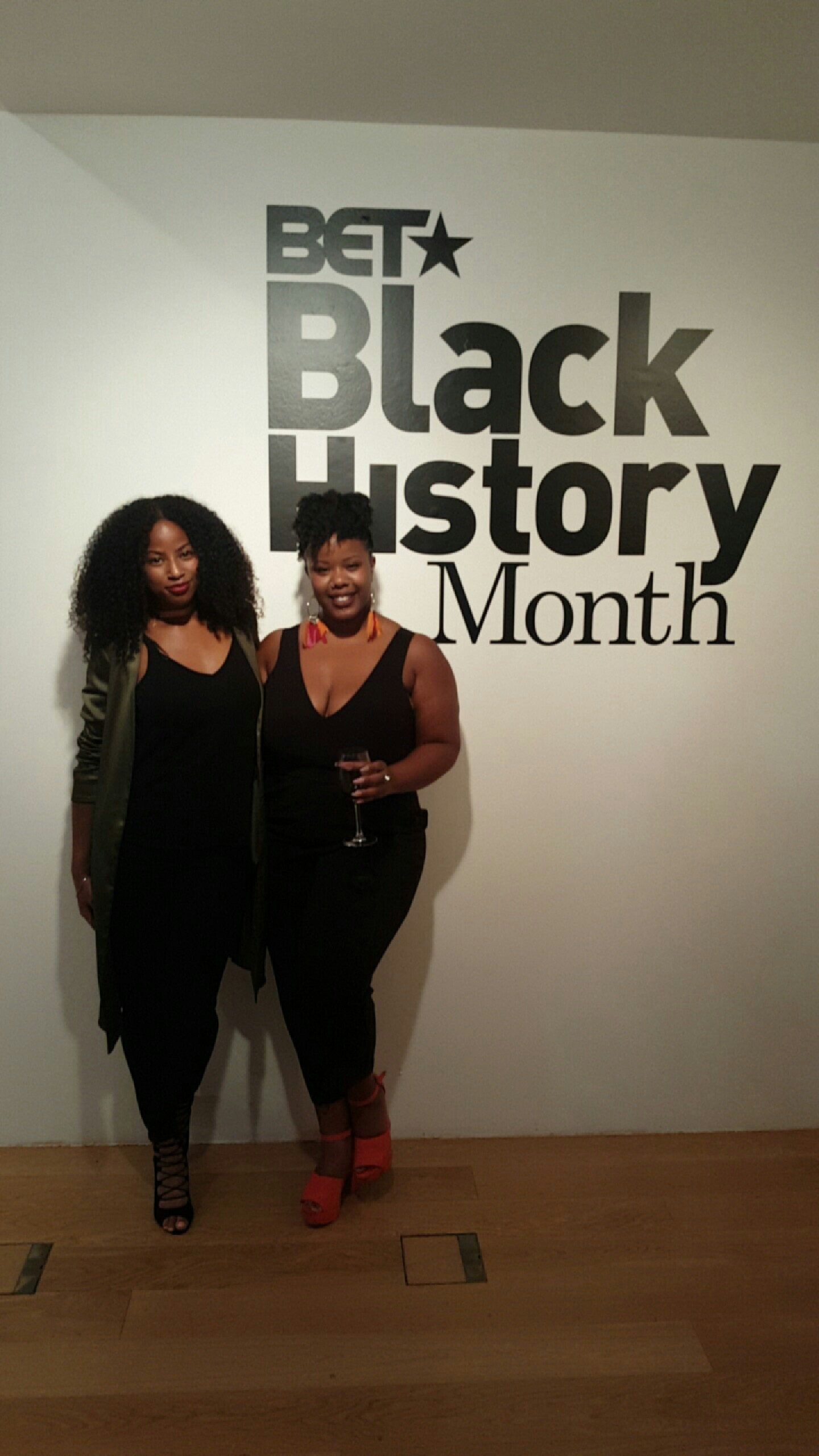 BET Black History Month 2016
