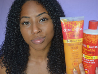 New Products from Creme of Nature