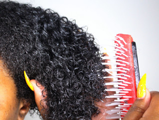 Build your routine: Detangling