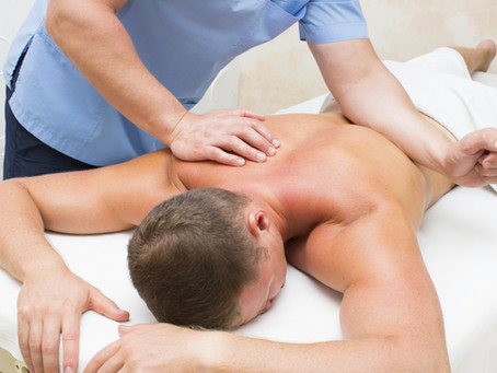Top 10 Reasons to get a Sports Massage