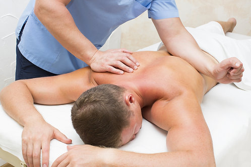 Full Body Deep Tissue Massage Therapy Voucher