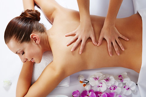 90 Minute Deep Tissue Massage Therapy Voucher