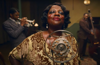 "Sparks fly and Viola Davis and Chadwick Boseman ignite in ""Ma Rainey's Black Bottom"""