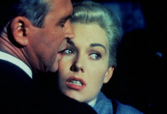 "Hitchcock's ""Vertigo"" is a masterpiece of obsession and betrayal that casts a spell"