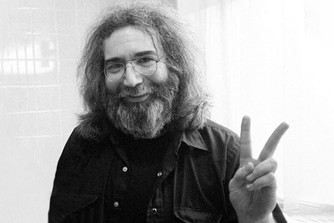 Jerry Garcia's death, 25 years ago, helped popularize the Internet
