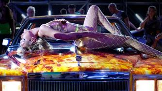 "Julia Ducournau's Palme d'Or winner ""Titane"" seeks paradise by the dashboard light"