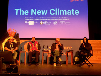 'We are all connected,' climate panel told