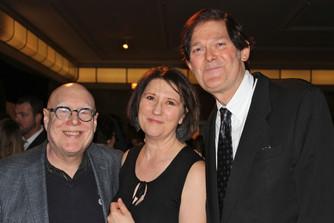 Big Night: Cash and laughs at TFCA annual gala