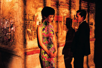 "A salute to Cannes and romantic rapture with ""In the Mood for Love"""