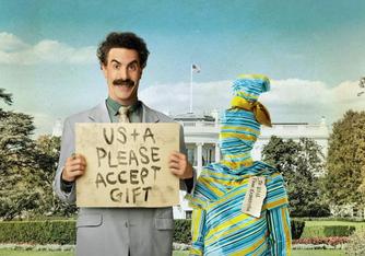 """Borat"" sequel has secret weapon to make benefit of movie watchers"