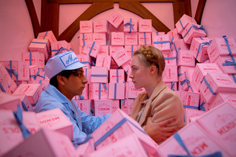 """The Grand Budapest Hotel"" lets you have your cake and watch it, too"