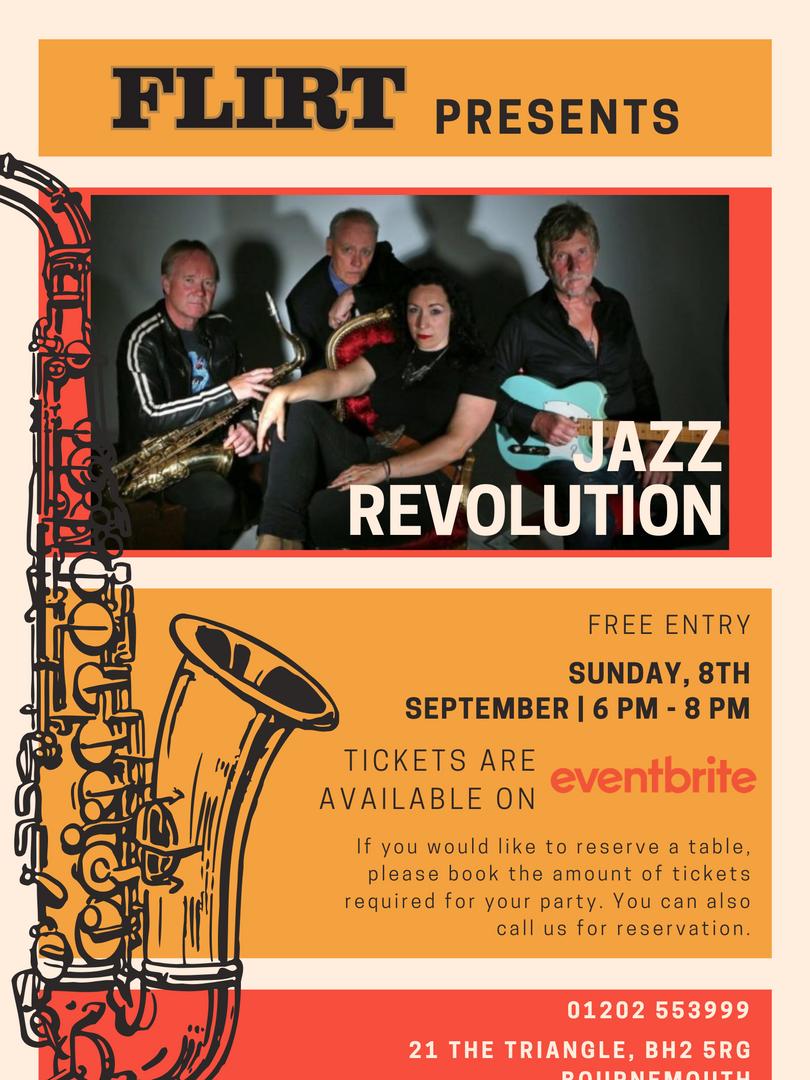 Flirt Jazz Revolution Poster.png