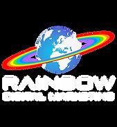 Rainbow Digital Marketing Logo Square -